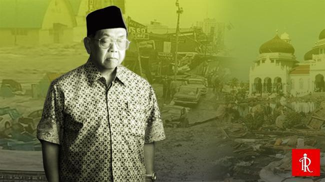 Mukasyafah Gus Dur sebelum Tsunami Aceh