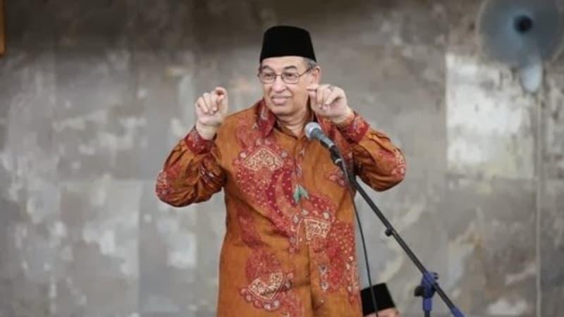 Prof. Quraish Shihab -Tidak Perlu Memonopoli Surga-IslamRamah.co