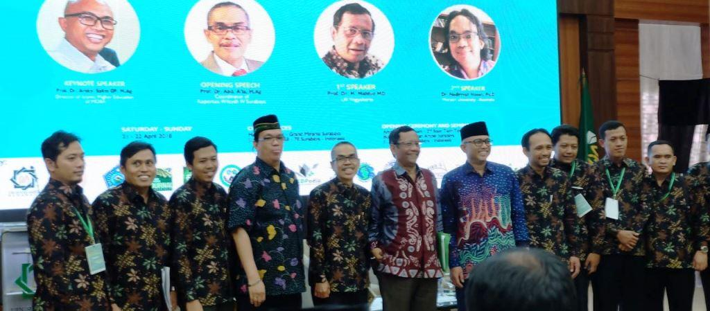Strengthening the Moderate Vision of Indonesian Islam