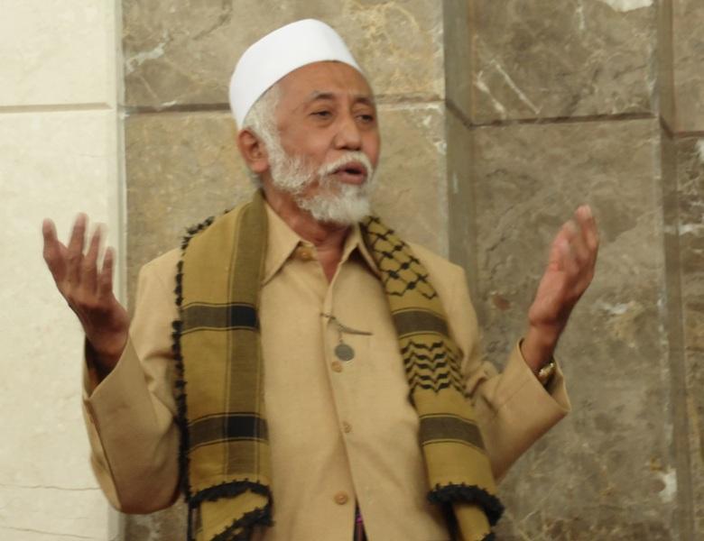 Abuya Muhtadi Dimyati- Pancasila Amanah Ulama- IslamRamah.co