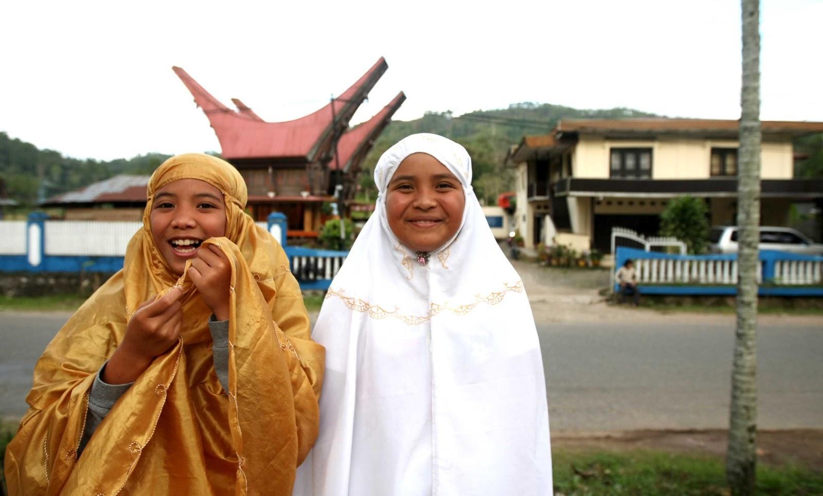 Gadis Toraja - Image Harian Fajar