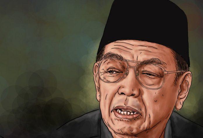 Gus Dur- Cara Gus Dur Mendeteksi Makanan Haram- IslamRamah