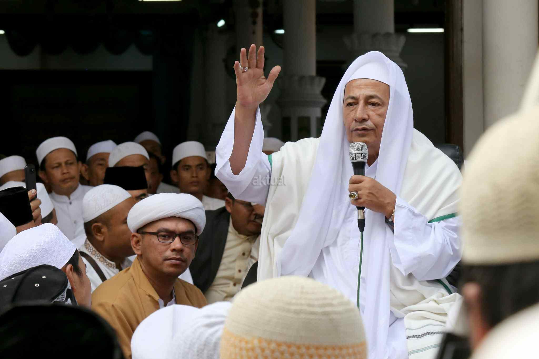 Habib Luthfi: Indonesia Diberkahi Wali Allah