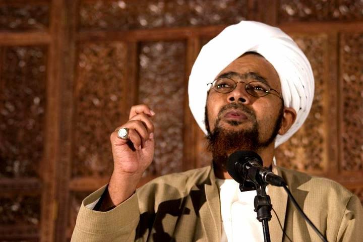 Habib Umar- Takbir Untuk perdamaian bukan kekerasan- IslamRamah