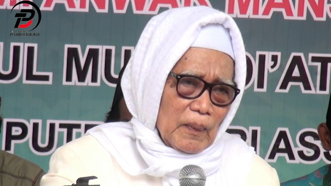 Kiai Manshuri- NU Memperkuat Indonesia- IslamRamah