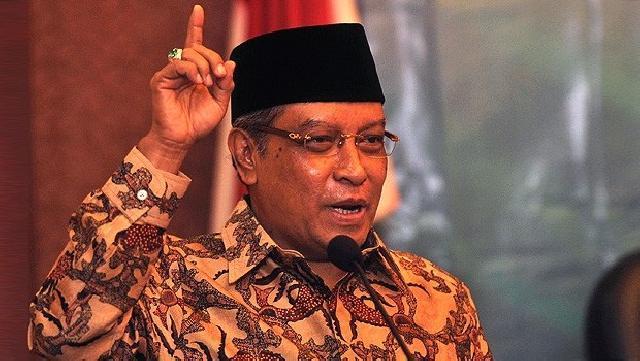 Kiai Said Aqil Siroj- Umat Islam Harus Mendekati Ulama- IslamRamah.co