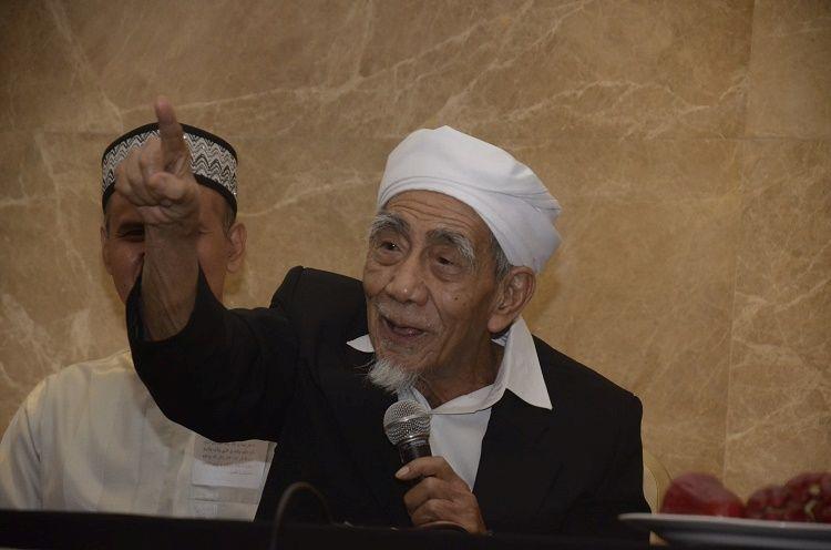 Mbah Moen-IslamRamah