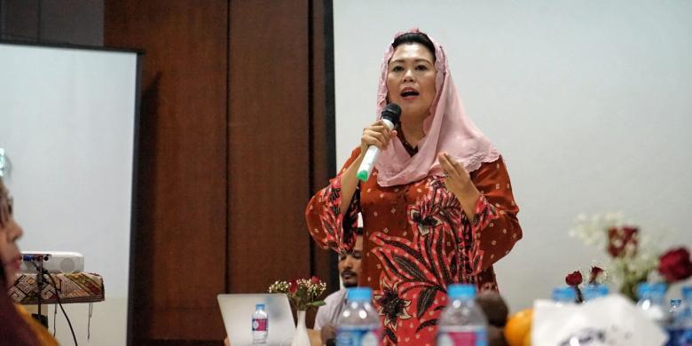 Yenny Wahid- IslamRamah- Sikap Adil dan Toleransi Memperkuat Indoensia