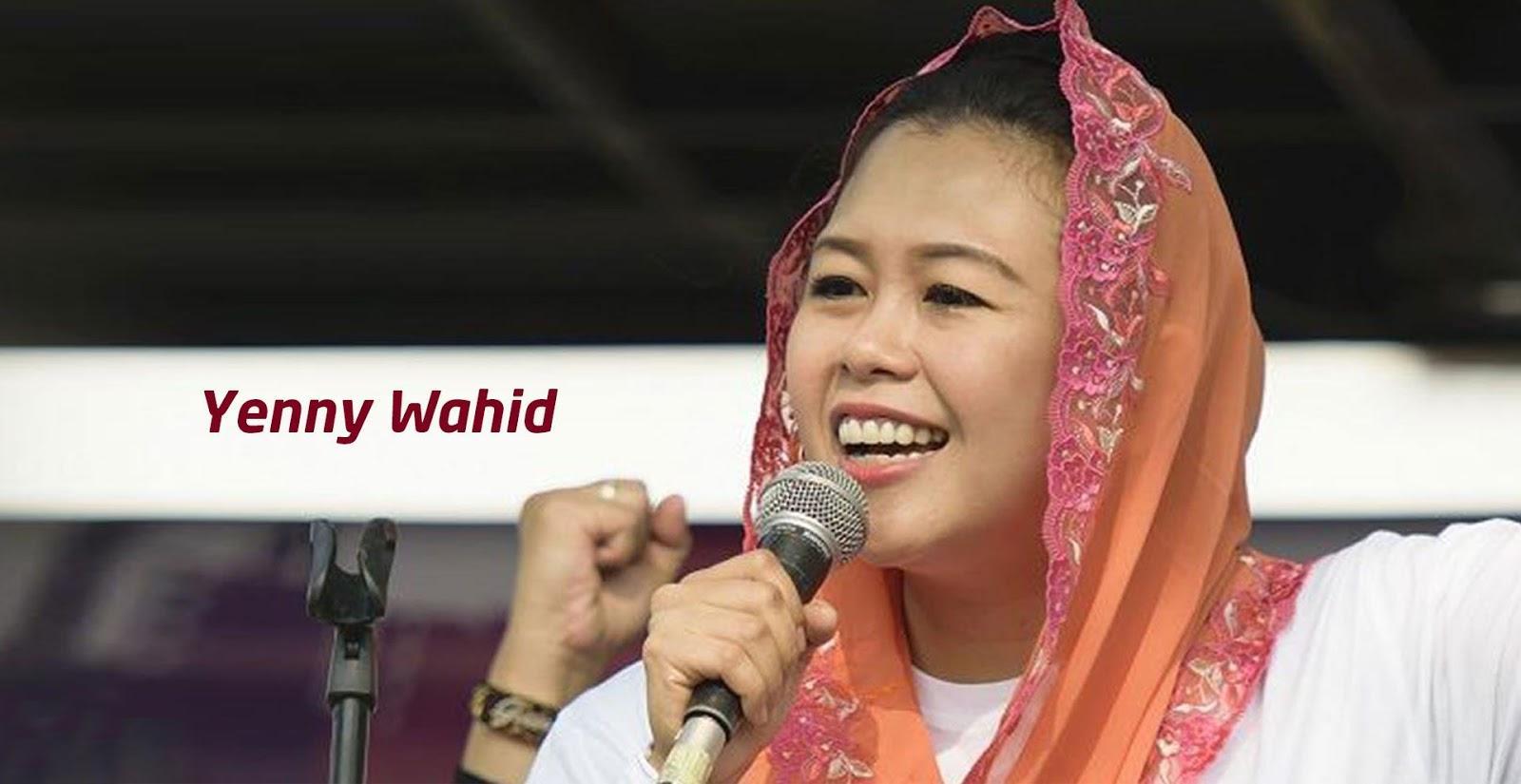 yenny Wahid- Ujaran kebencian Sumber Radikalisme- IslamRamah