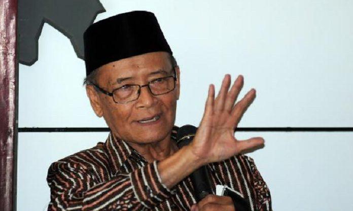 Buya Syafii Maarif- Korupsi Menghancurkan Moral Bangsa- IslamRamah.co