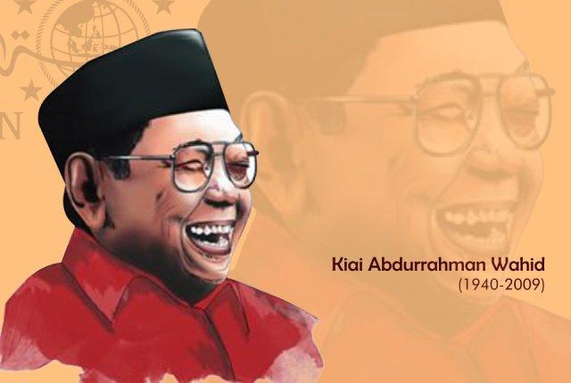 Gus Dur- Kisah Gus Dur Hobi Menonton Film- IslamRamah.co