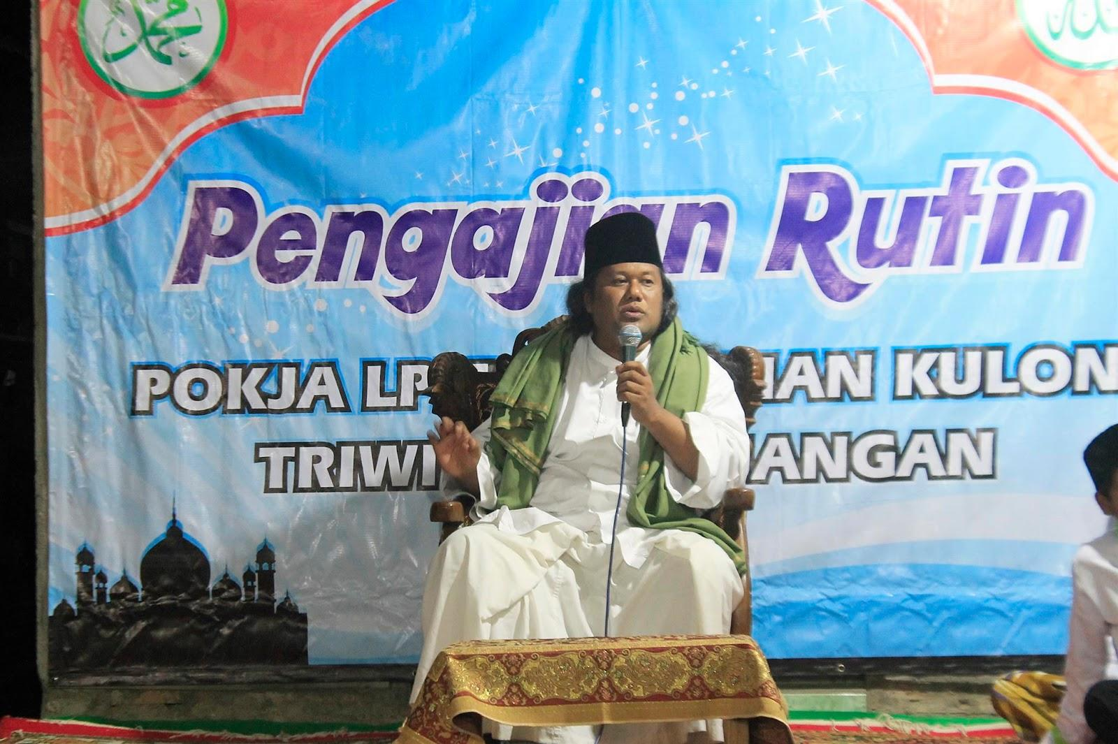 Gus Muwafiq-Ulama Tidak Mungkin Jumawa-IslamRamah.co