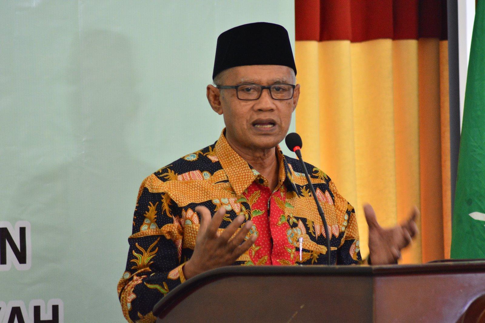 Haedar Nashir-Hindari Politik Transaksional-IslamRamah.co