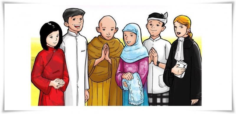 IslamRamah.co- Kerukunan Aset Besar Bangsa