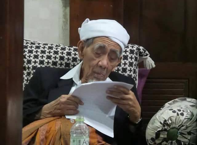 KH Maimun Zubair-Perbedaan Itu Biasa -IslamRamah.co