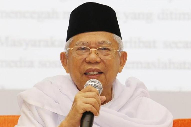 Kiai Ma'ruf Amin-Kemajuan Meniscayakan Perubahan- IslamRamah.co