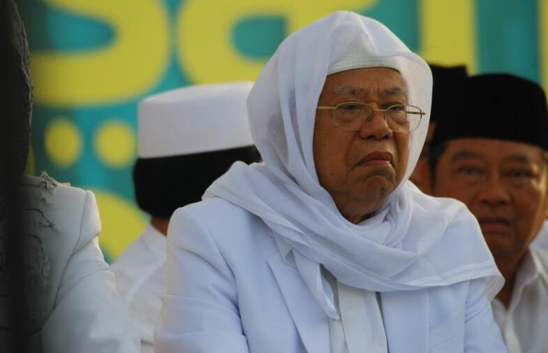 Kiai Ma'ruf Amin-Mari Mendoakan Korban Kecelakaan Pesawat Lion Air- IslamRamah.co