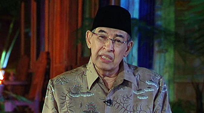 Quraish Shihab- IslamRamah-Pemimpin Harus Membaur dengan Masyarakat