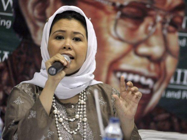 Yenny Wahid-Hapus Pasal Penodaan Agama-IslamRamah.co