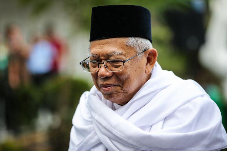 Kiai Ma'ruf Amin- Khilafah Otomatis Tertolak di Indonesia- IslamRamah.co