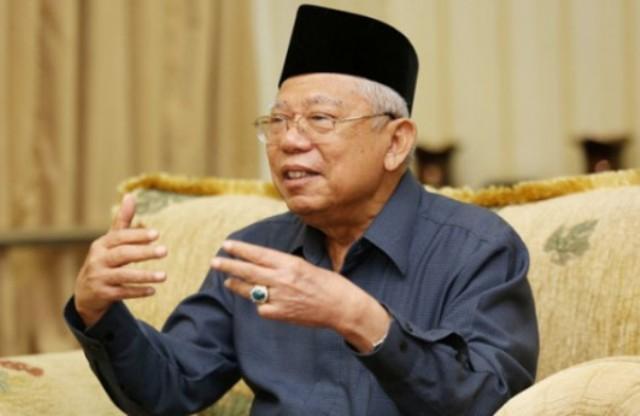 Kiai Ma'ruf Amin-Negara Ini Jangan Lagi Sibuk Konflik Ideologi -IslamRamah.co