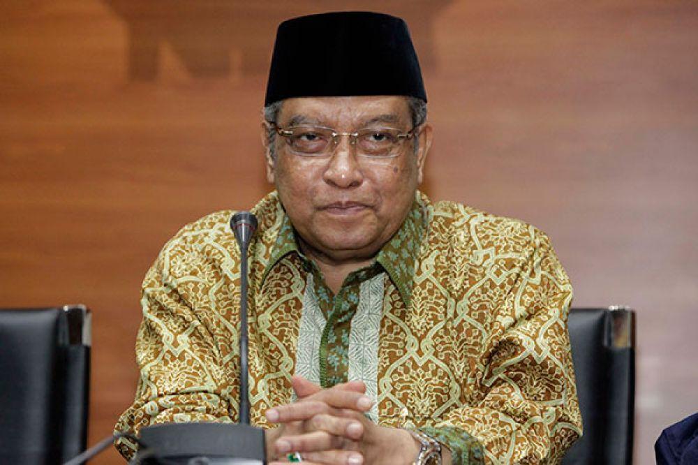 Kiai Said Aqil Siroj-Islam Nusantara Melestarikan Budaya-IslamRamah.co