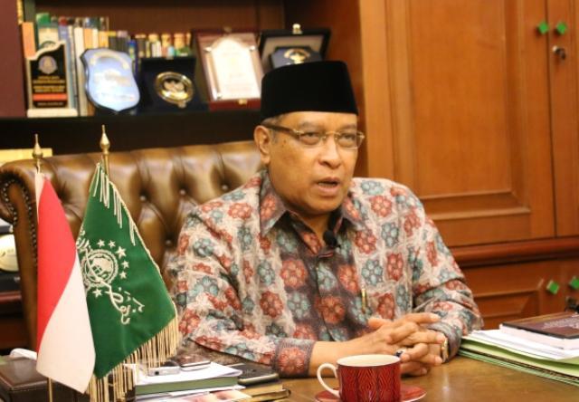 Kiai Said Aqil Siroj-Musibah Tsunami Kehendak Allah -IslamRamah.co