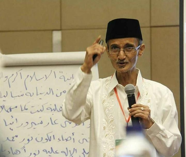 Kiai husein Muhammad-Hijrah Bukan Ganti Busana-IslamRamah.co