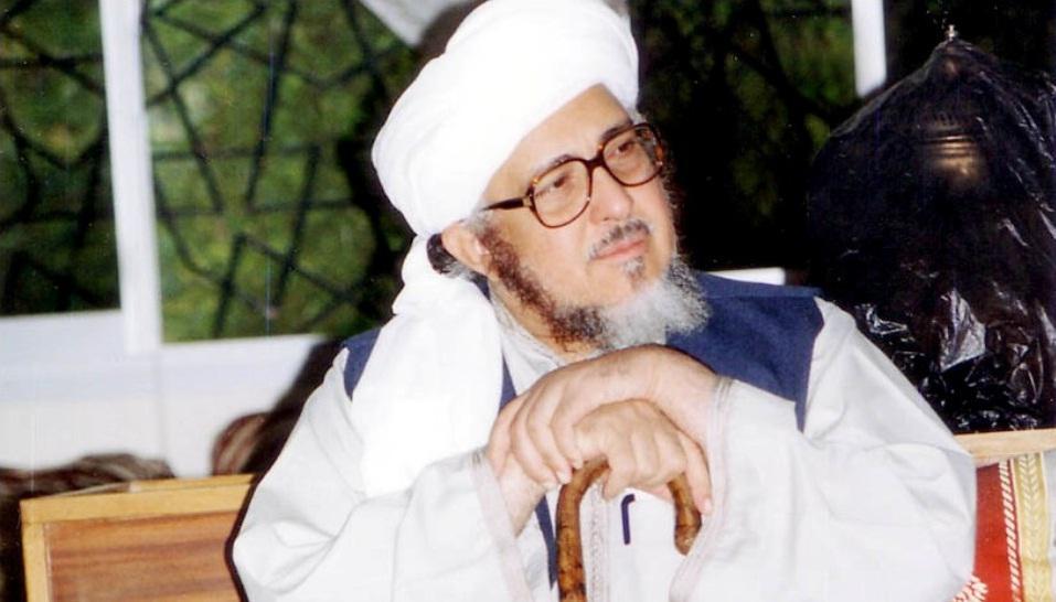 Abuya As-Sayyid Muhammad Al-Maliki-Ketika Abuya Berziarah Ke Makam Syekh Abdul Qadir Al-Jilani-IslamRamah.co