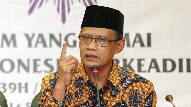 Haedar Nashir-Jangan Melakukan Penghakiman Terhadap Bencana-IslamRamah.co