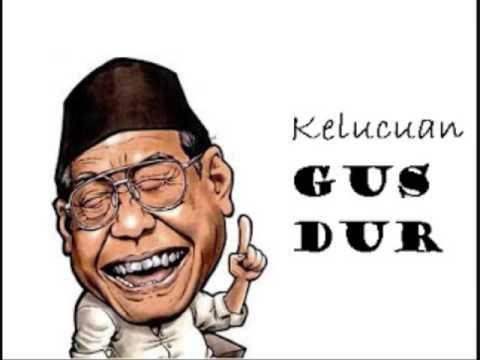 Humor-Nasib Teroris di Akherat Menurut Gus Dur-IslamRamah.co