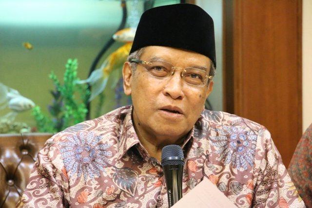 Kiai Said Aqil Siroj-Yang Anti Pancasila Jangan Hidup di Indonesia-IslamRamah.co