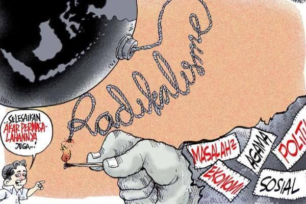 Radikalisme Lahir Dari Pemahaman Keagamaan Yang Dangkal-IslamRamah.co