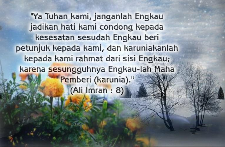 Doa-Doa Agar Diberi Keteguhan Iman-IslamRamah.co