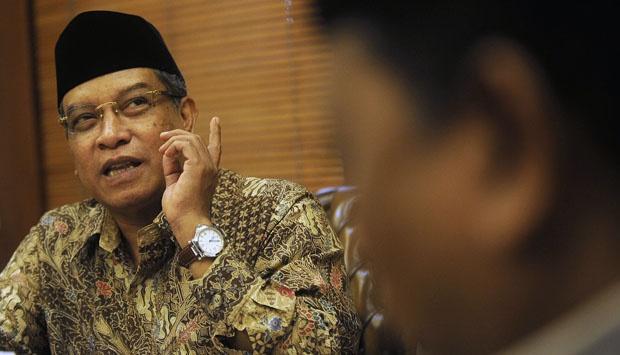 Kiai Said Aqil Siroj-Indonesia Darussalam, Bukan Darul Islam-IslamRamah.co
