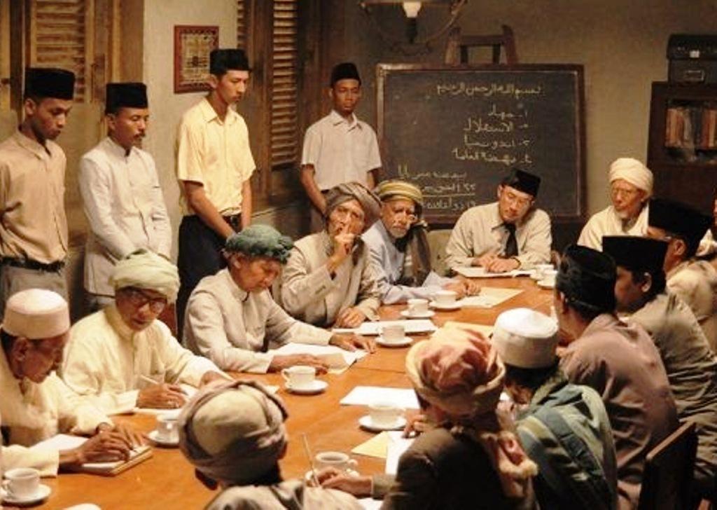 Politik Kiai Untuk Dakwah, Bukan Kekuasaan-IslamRamah.co