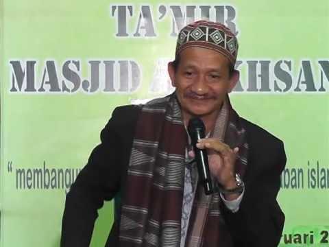 Kiai Agoes ali Masyhuri-Gunakanlah Umur Untuk Memberi Manfaat-IslamRamah.co