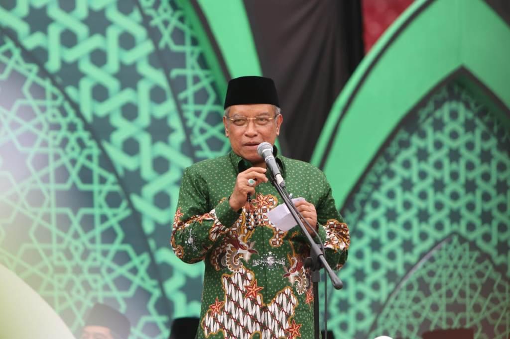 Kiai Said Aqil Siroj-Kemanusiaan Dimensi Utama Pembangunan-IslamRamah.co