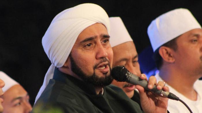 Habib Syech-Umat Rasulullah Mebebar Perdamaian, Bukan Kebencian-IslamRamah.com