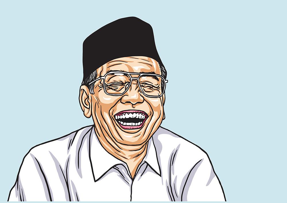 Humor Gus Dur- Hotel Menginap Warga NU Lebih Mewah Dari Hotel Pejabat-IslamRamah.co
