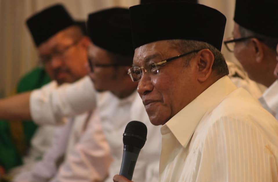 Kiai Said-Di Bulan Ramadhan Buang Rasa Permusuhan-IslamRamah.co