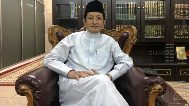 Prof Nasaruddin Umar-Berdakwahlah Tanpa Menimbulkan Ancaman-IslamRamah.co
