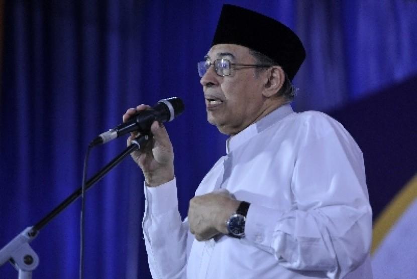 Quraish Shihab-Beragama Perlu Sikap Moderat-IslamRamah.co