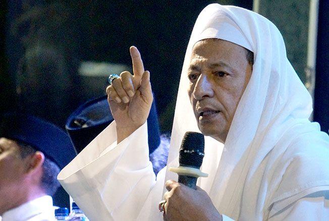 Habib Luthfi-Indonesia Menjadi Contoh Perdamaian Dunia-IslamRamah.co