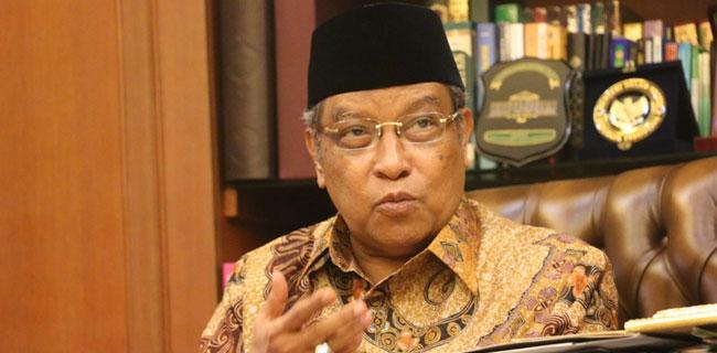 Kiai Said Aqil Siroj-Agama Untuk Kemajuan Umat-IslamRamah.co