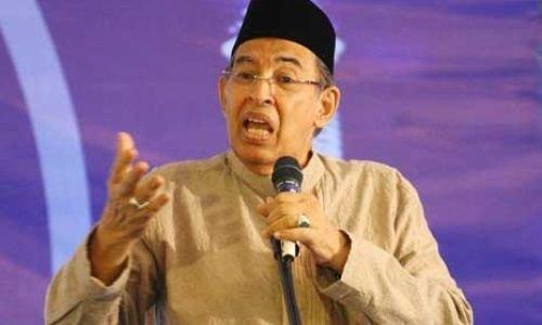 Quraish Shihab-Prof Quraish Shihab- Penafsiran Berbeda-Beda, Akhlak Titik Temunya-IslamRamah.co