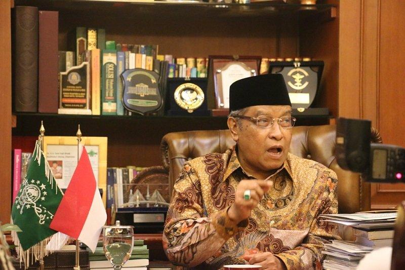 Kiai Said Aqil Siroj-Idul Adha Hari Raya Membangun Persaudaraan-IslamRamah.co