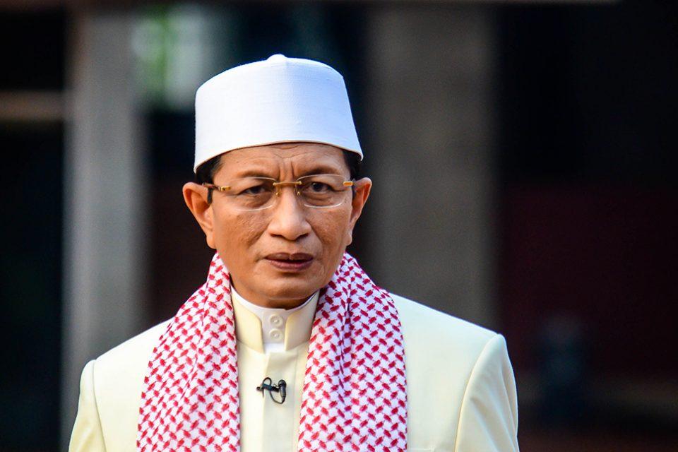 Nasaruddin Umar-Jangan Menyalahkan Orang Lain-IslamRamah.co