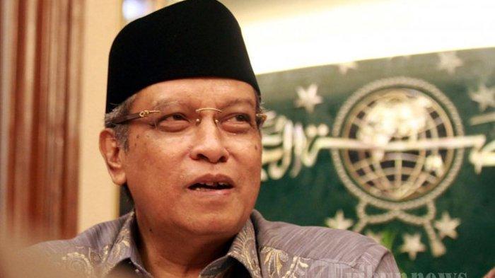 Kiai Said Aqil Siroj-Mewujudkan Kerukunan Termasuk Perintah Agama-IslamRamah.co