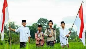 Menjadi Santri Berarti Menjadi Indonesia-IslamRamah.co